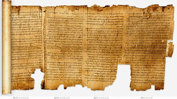 Risultati immagini per papiri scritti
