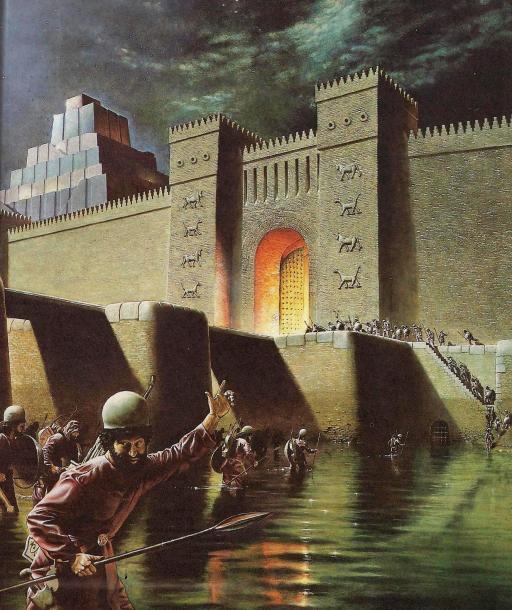 Caduta di Babilonia 2