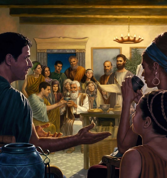 Il Regno di Dio è già una realtà!