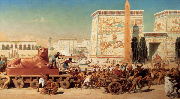 israel-slaves