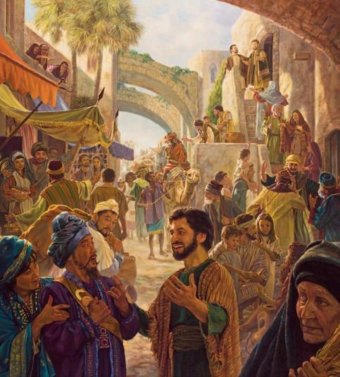 """Rendiamo """"completa testimonianza riguardo al regno di Dio"""""""